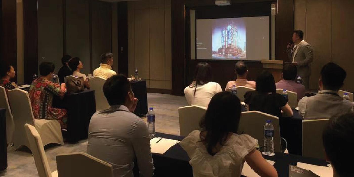نجاح الحدث الثالث لإلينغتون العقارية في الصين