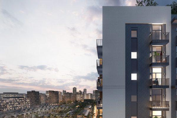 Ellington_Belgravia Heights II_External Visual_Balconies