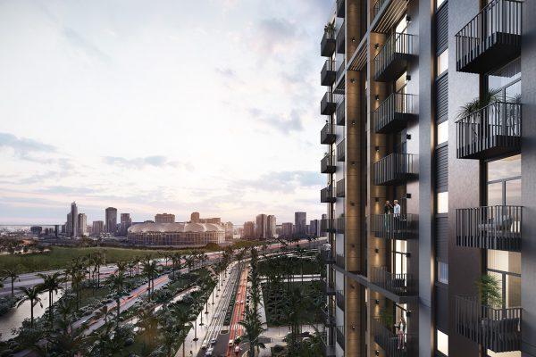 Ellington_Belgravia Heights I_Exterior Visual_Balconies