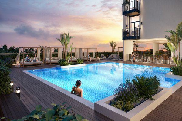Ellington_Belgravia Heights I_Exterior Visual_Pool View