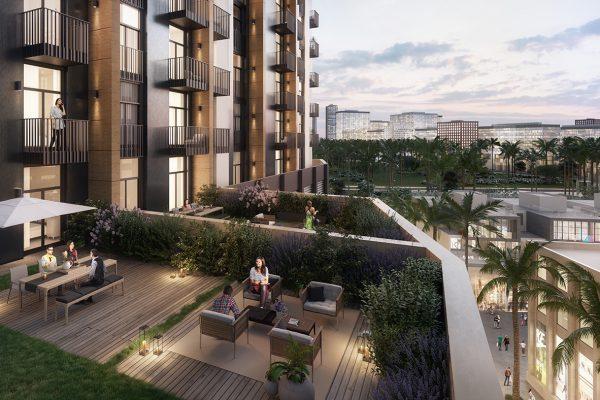 Ellington_Belgravia Heights I_Exterior Visual_Terrace
