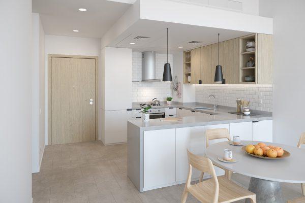 Ellington_Belgravia Heights I_Interior Visual_Apartment Kitchen