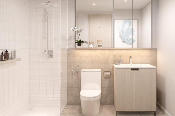 Ellington_Belgravia Heights I_Interior Visual_Apartment Master Bathroom