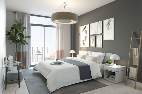 Ellington_Belgravia Heights I_Interior Visual_Apartment Master Bedroom