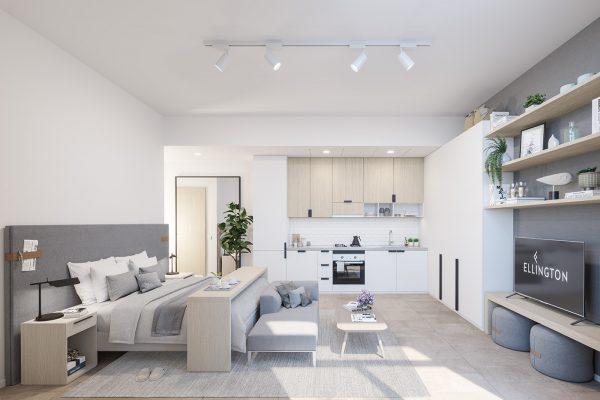 Ellington_Belgravia Heights I_Interior Visual_Studio Apartment