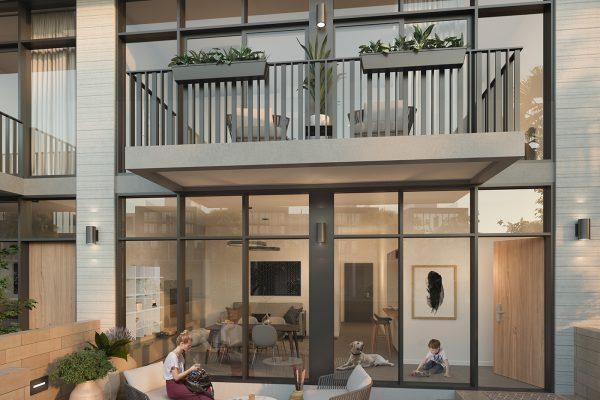 Ellington_Belgravia II_Exterior Visual_Townhouse