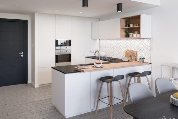 Ellington_Belgravia II_Interior Visual_Kitchen