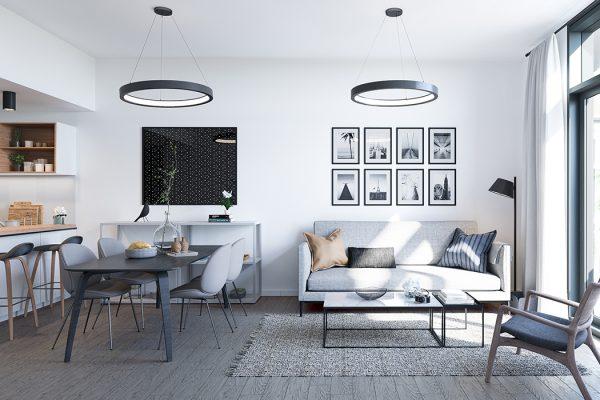 Ellington_Belgravia II_Interior Visual_Living_Dining