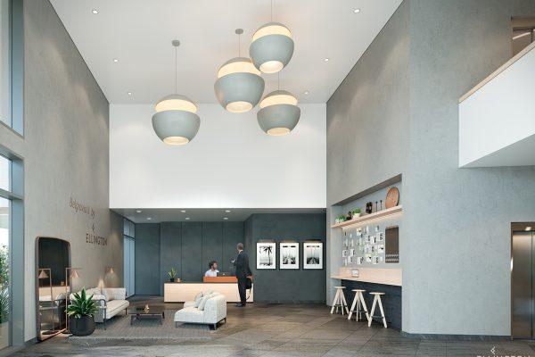 Ellington_Belgravia II_Interior Visual_Lobby