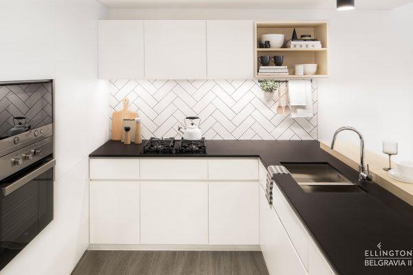 Ellington_Belgravia II_Model Suite_Kitchen 1