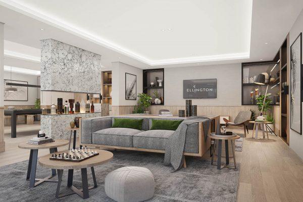 Ellington_Belgravia Square_Interior Visual_Clubhouse 02