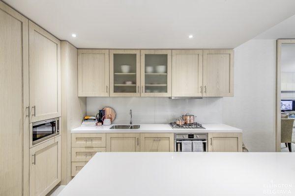 Ellington_Belgravia_Model Suite_Kitchen 1