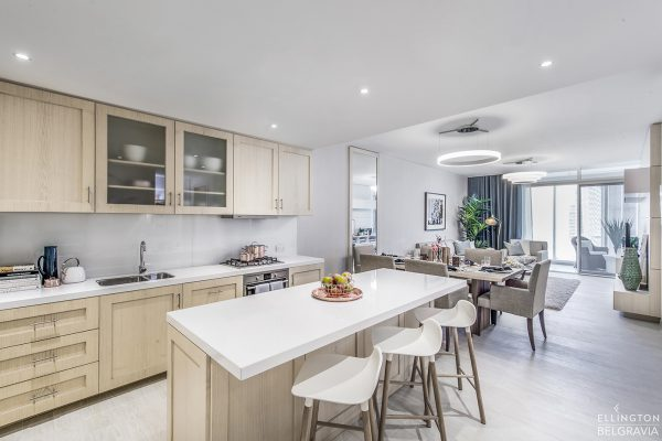 Ellington_Belgravia_Model Suite_Kitchen 2