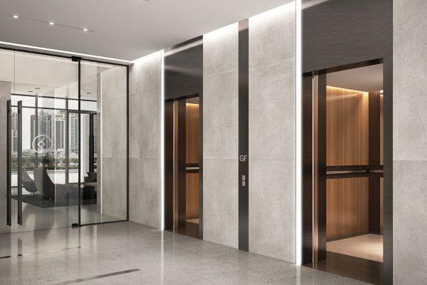 Ellington_DT1_Interior Visual_Public Lift