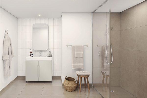 Ellington_Eaton Place_Interior Visual_Bathroom