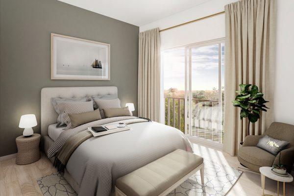 Ellington_Eaton Place_Interior Visual_Bedroom