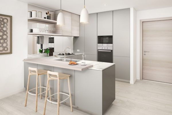 Ellington_Eaton Place_Interior Visual_Kitchen