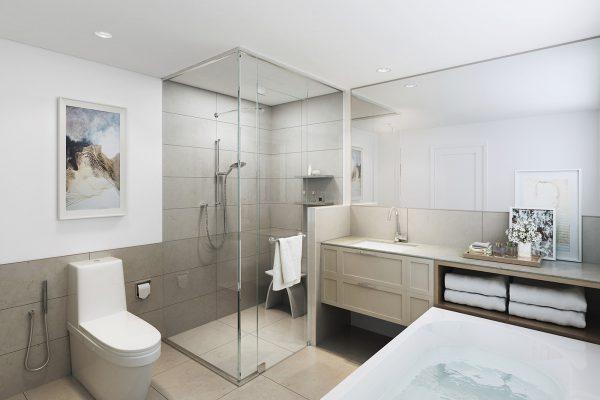Ellington_Somerset Mews_Interior Visuals_Master Bathroom