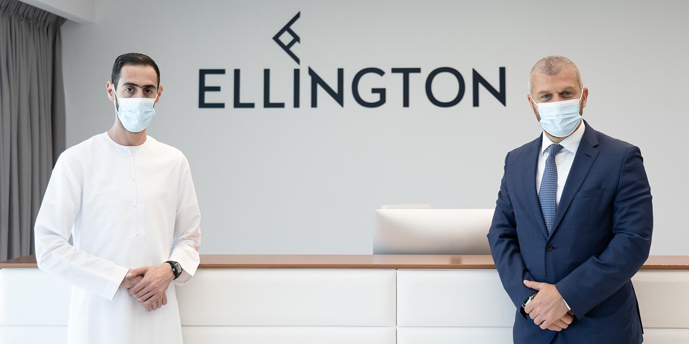 """""""إلينغتون العقارية"""" توقع اتفاقية بقيمة 300 مليون درهم مع """"مساكن الهلال"""" لتشييد فلل فاخرة في """"نخلة جميرا"""""""