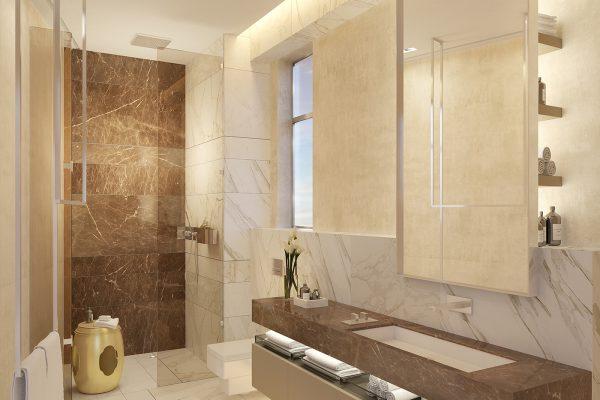 Palm Villas_Interior Visual_Master Bathroom 02