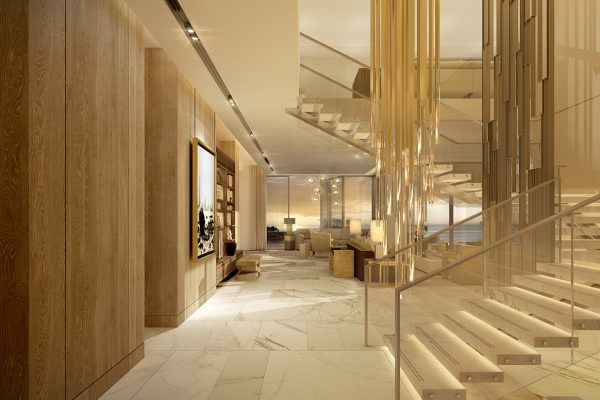 Palm Villas_Interior Visuals_Staircase