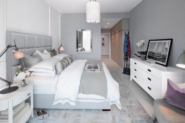 Wilton Park - Model Suite - Bedroom
