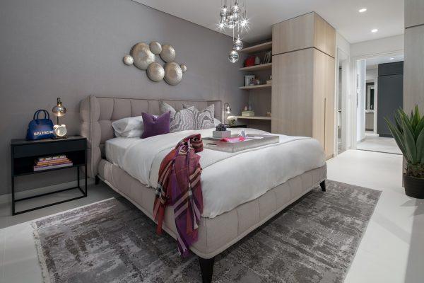 Wilton Park - Model Suite - Bedrrom3