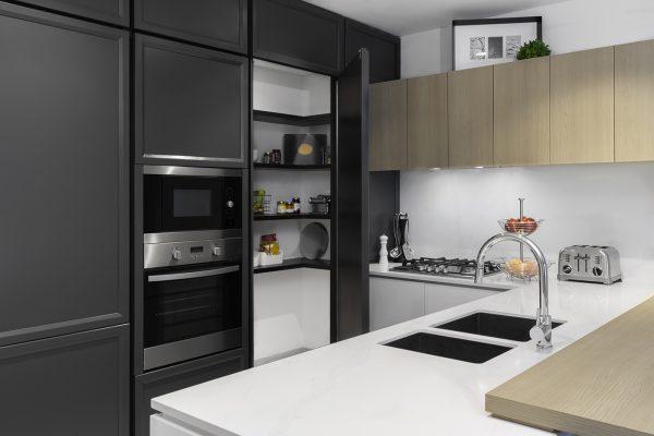 Wilton Park - Model Suite - Pantry