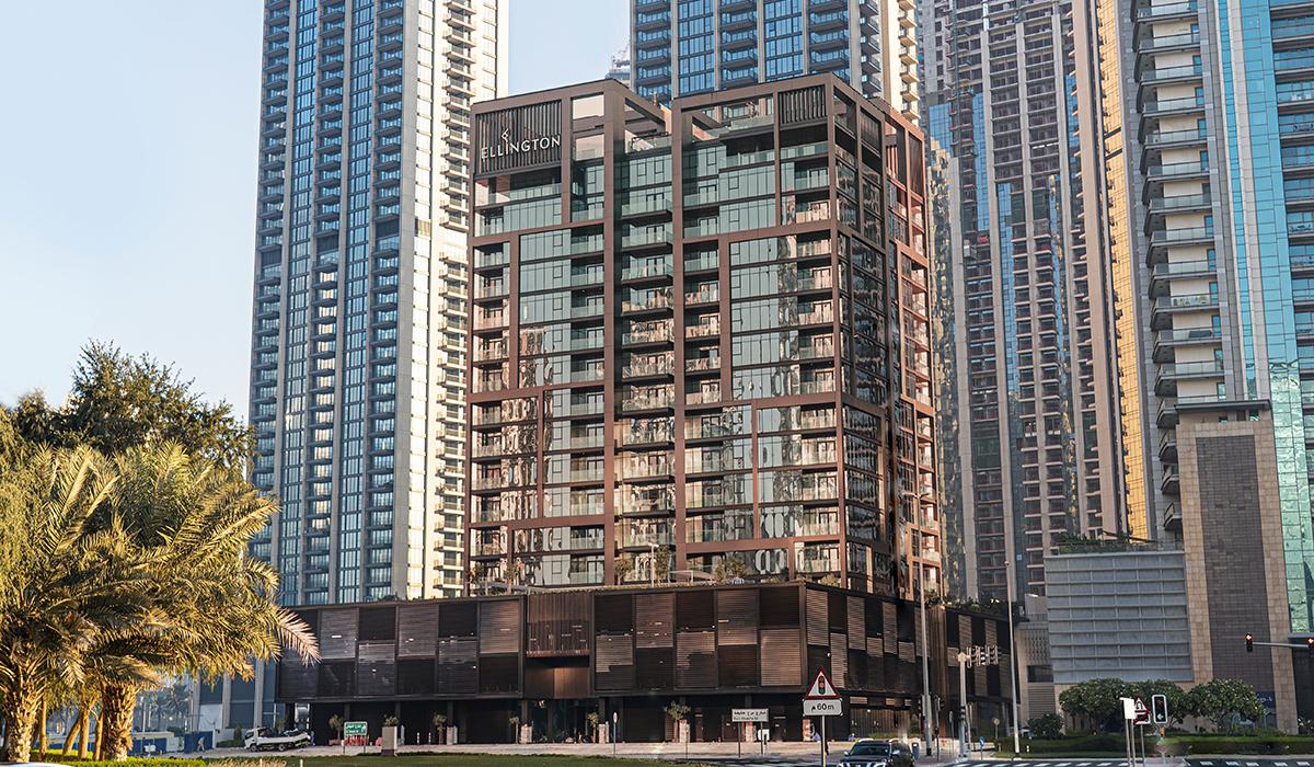 """""""إلينغتون العقارية"""" تبدأ بتسليم برج """"دي تي 1""""  أول مشاريعها السكنية في وسط مدينة دبي"""