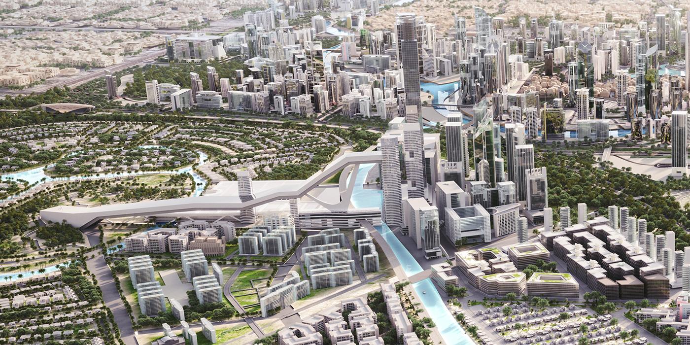 أهم 5 أسباب لكون مدينة محمد بن راشد أفضل المناطق للاستثمار العقاري في دبي لعام 2021 والمستقبل
