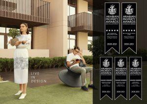 Ellington Properties wins at International Property Awards 2020