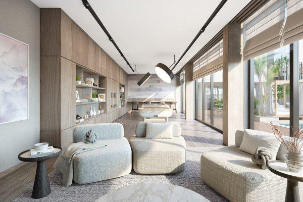 Ellington_Belgravia Heights II_Interior Visual_Clubhouse