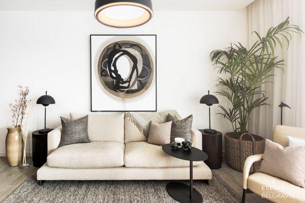 Ellington_Belgravia II_Model Suite_Living