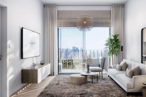 Ellington_The Sloane by BH_Interior Visual_Living Area
