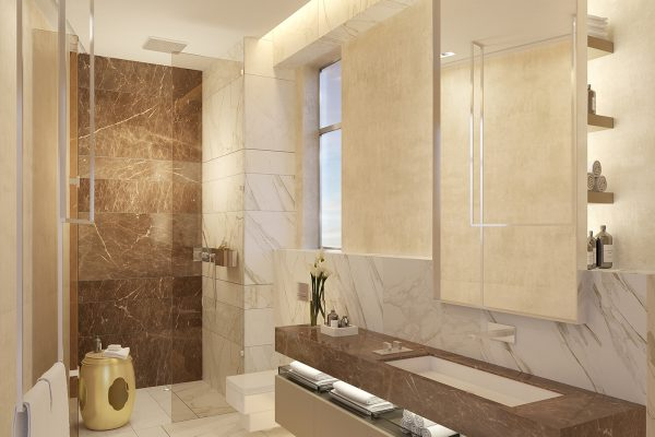Palm Villas_Interior Visual_Master Bathroom 02