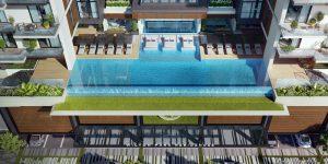 Wilton park residences swimming pool