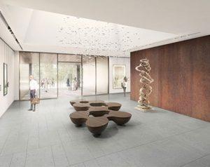 Ellington Properties Art Gallery in DT1